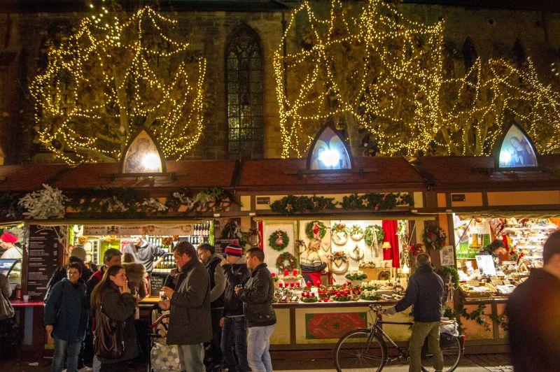 Les Marchés de Noël desservis par les Navettes de Noël du Pays des Etoiles • Colmar